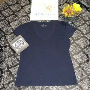 Banana Republic V Neck tee